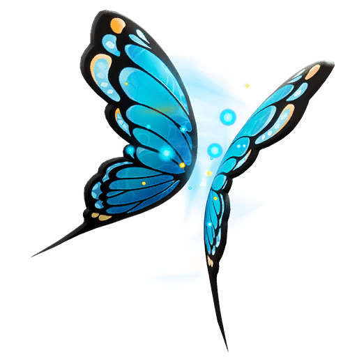 Fortnite Leaked v9.30 Back Bling - Flutter Wings