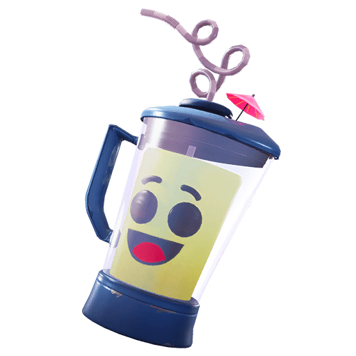 Fortnite 14 Days of Summer - Smoothie Back Bling Reward