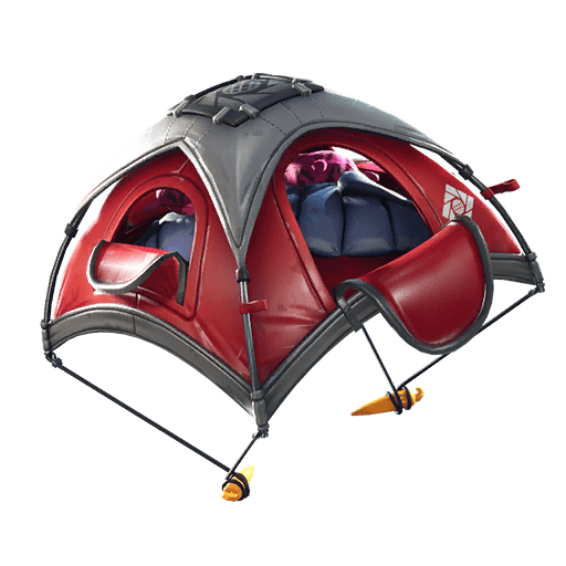 Fortnite Leaked v9.30 Glider - Camp Cruiser