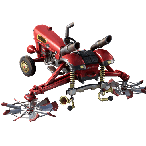 Fortnite Leaked v9.30 Glider - Crop Duster