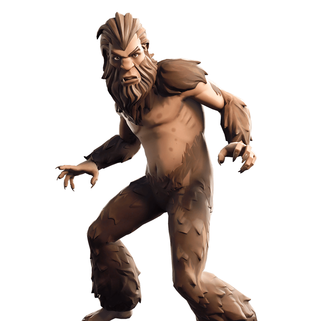 Fortnite Leaked v9.30 Skin - Bigfoot