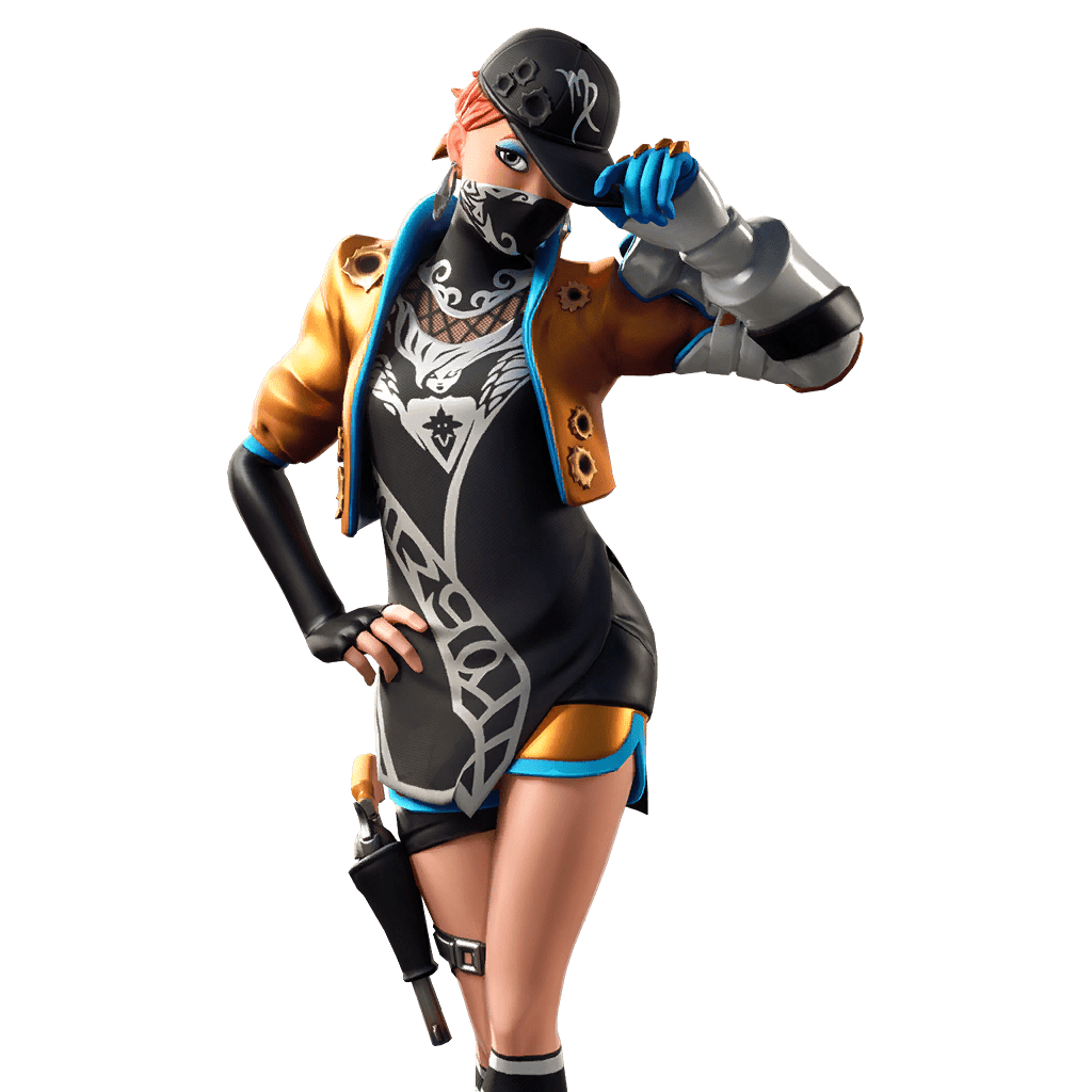 Fortnite Leaked v9.30 Skin - Biz