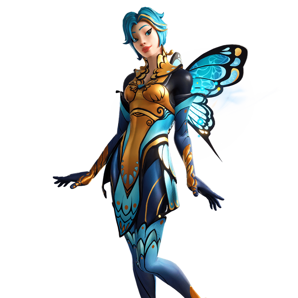 Fortnite Leaked v9.30 Skin - Flutter