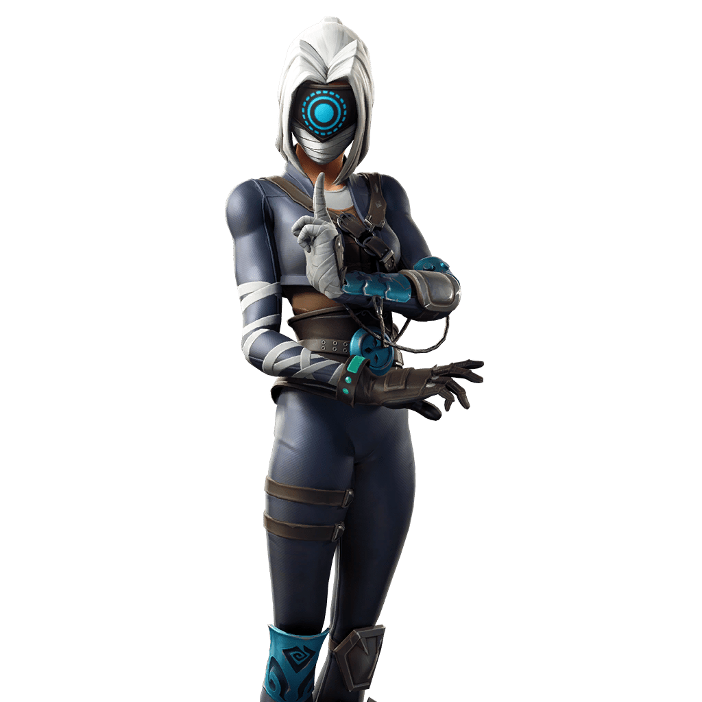 Fortnite Leaked v9.30 Skin - Focus
