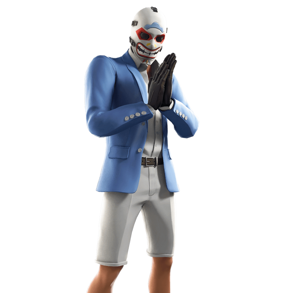 Fortnite Leaked v9.30 Skin - Heist