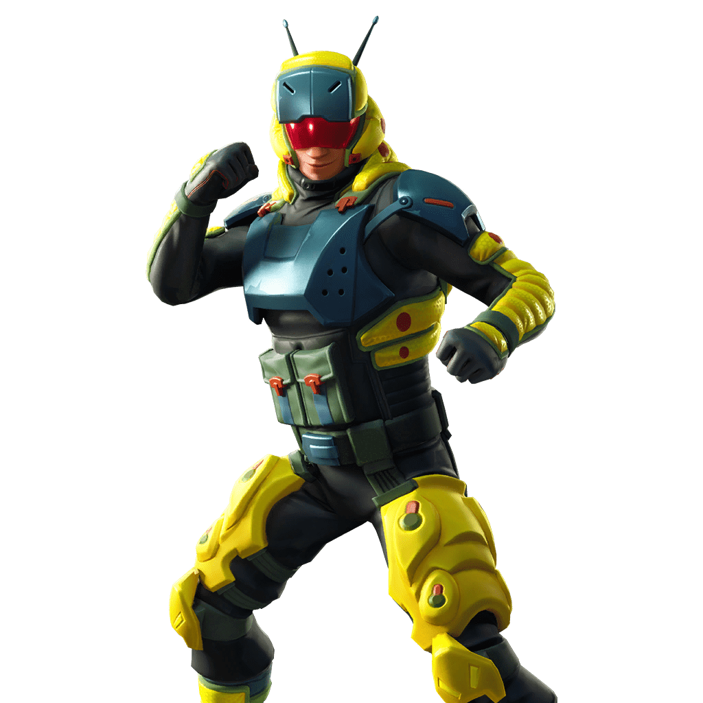 Fortnite Leaked v9.30 Skin - Pillar
