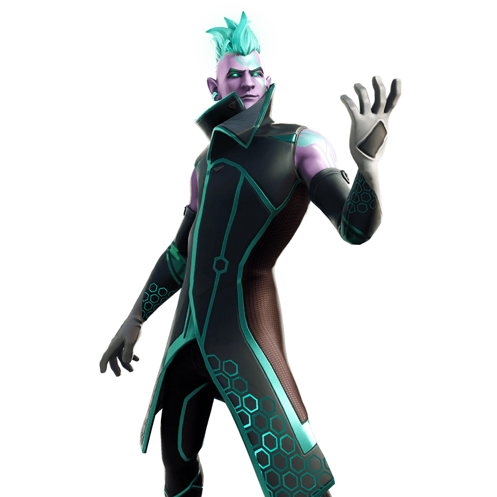 Fortnite Leaked v9.30 Skin - Vector