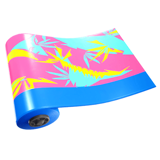 Fortnite Leaked v9.30 Wrap - Neon Tropics