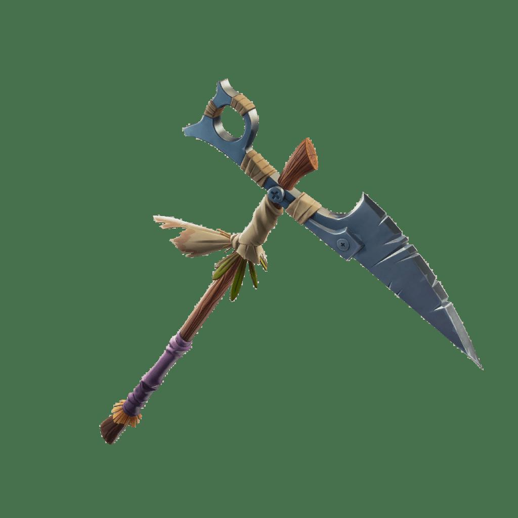 Fortnite Pickaxe - Harvester