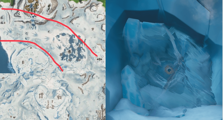 Fortnite Polar Peak Event
