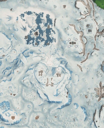 Fortnite Polar Peak v9.20 Change - via @HYPEX