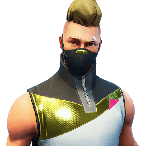 Fortnite Season 5 Battle Pass Tier 1 Drift Skin