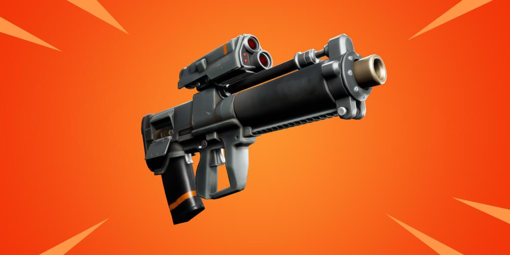 Fortnite Weapon - Proximity Grenade Launcher