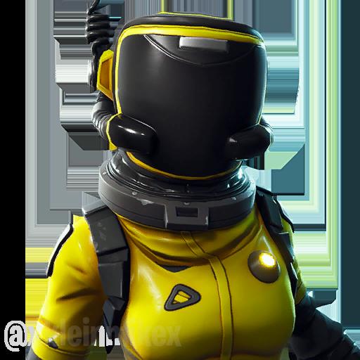 Hazard agent new skin style leaked