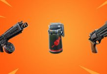 New Fortnite Upcoming weapons