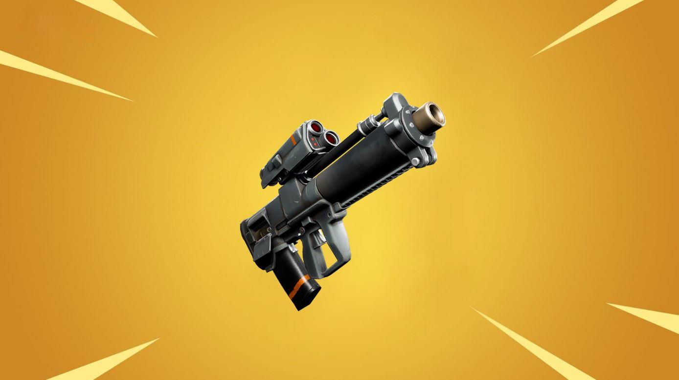 Proximity Grenade Launcher Leaked