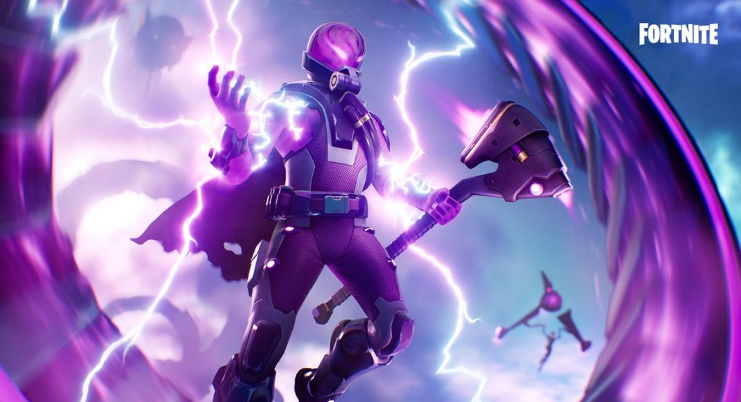 Fortnite Item Shop 7th June New Tempest And Bolt Fortnite Skins Storm Bolt And Storm Eye Fortnite Insider
