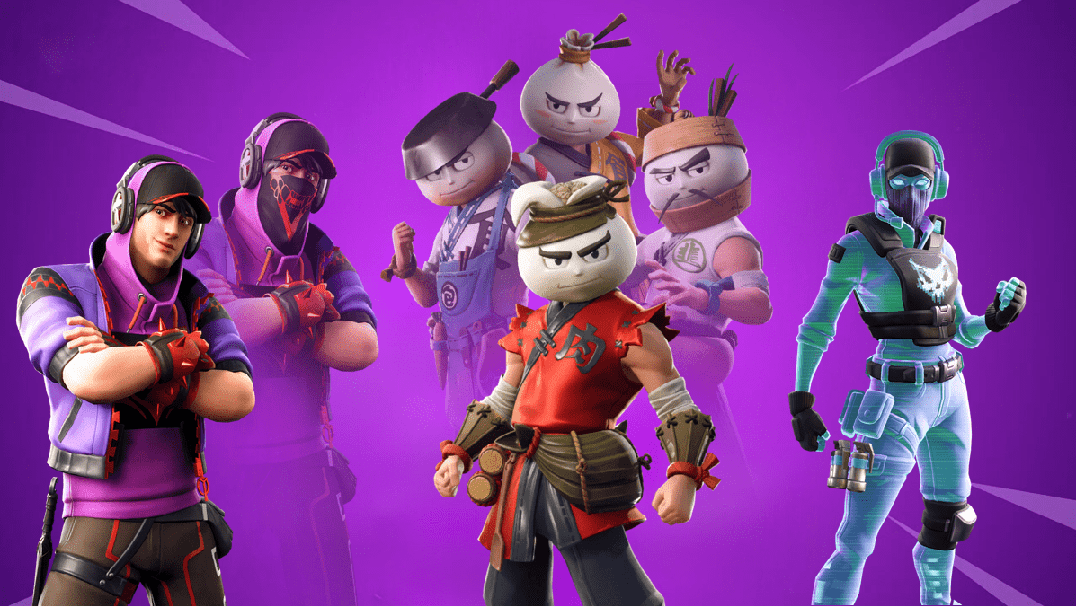 Unreleased Fortnite Leaked Cosmetics From v9.10 & v9.20