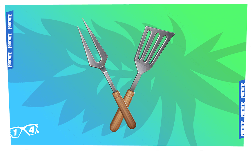 14 Days of Summer Fortnite Day 10 Reward