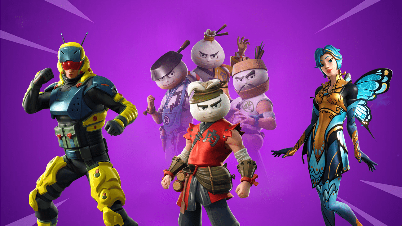 All Unreleased v9 10, v9 20 & v9 30 Fortnite Leaked Skins