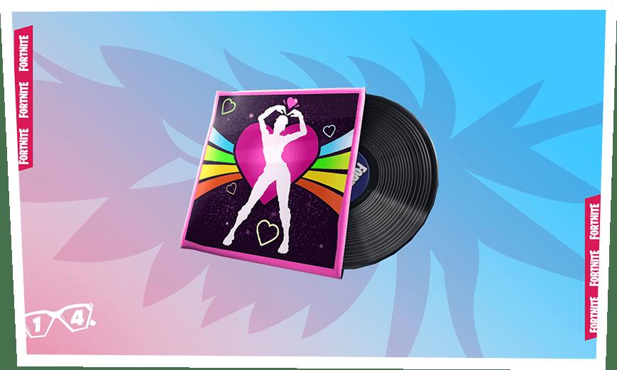 Fortnite 14 Day Summer Event Day 13 Reward - Music Pack
