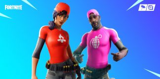 Fortnite Banner Brigade Outfits