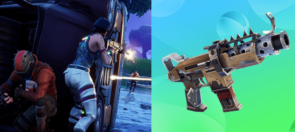 Twelfth day of 14 days of summer event - Rumble LTM and tactical SMG not domed
