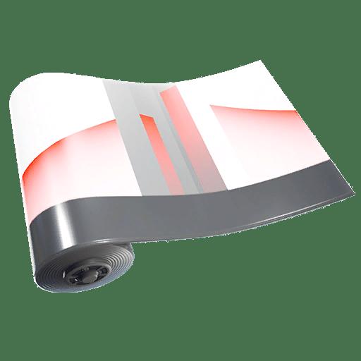 Fortnite Free Red Line Wrap YouTube Drops Cosmetic Reward