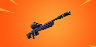 Fortnite Leaked Weapon Storm Scout Sniper Rifle