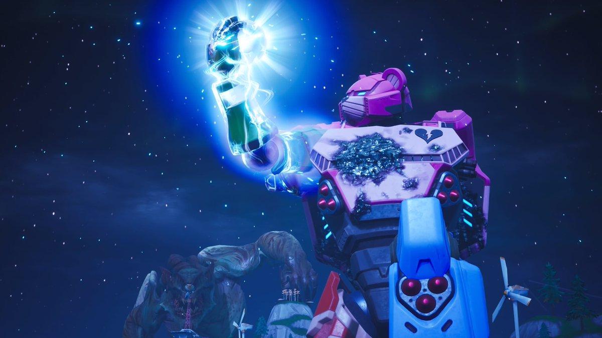 Fortnite Robot Arm