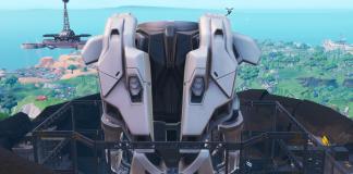 Fortnite Robot Back Plates Jetpack