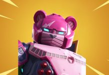 Fortnite Robot Mecha Team Leader Skin Leaked