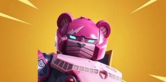 Fortnite Robot Mecha Team Leader Skin Leaked