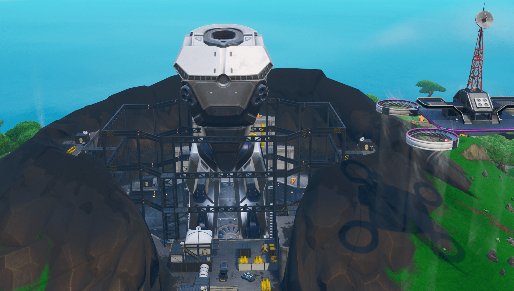 Fortnite Robot Progression - Torso Added