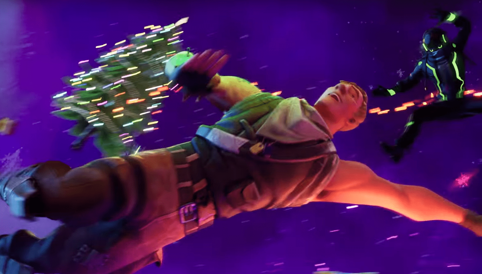 Fortnite Season X Trailer - Battle Pass Skin 2