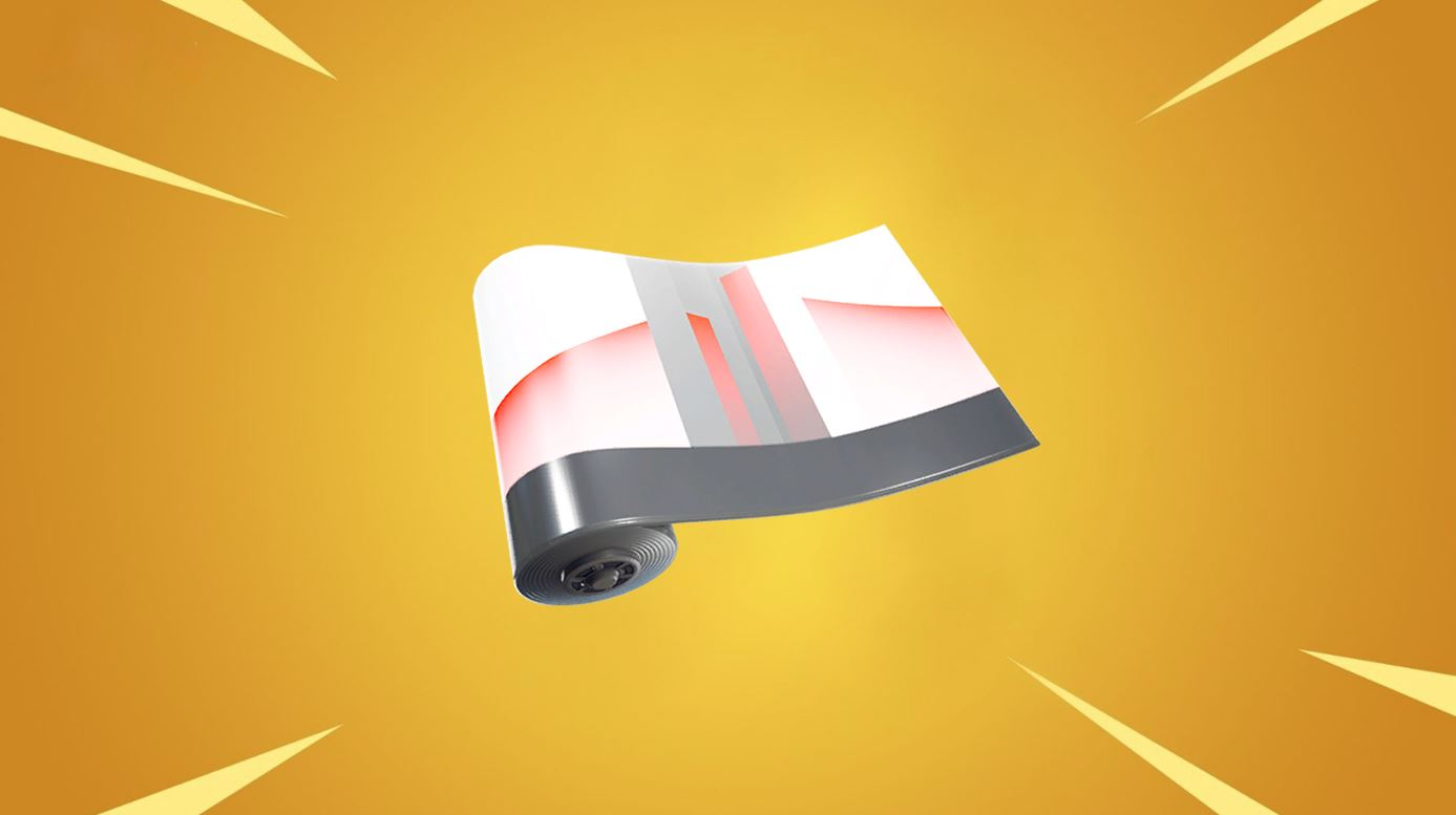 Fortnite World Cup YouTube Drops Red Line Free Wrap Reward