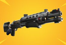 Fortnite epic and legendary tactical shotgun