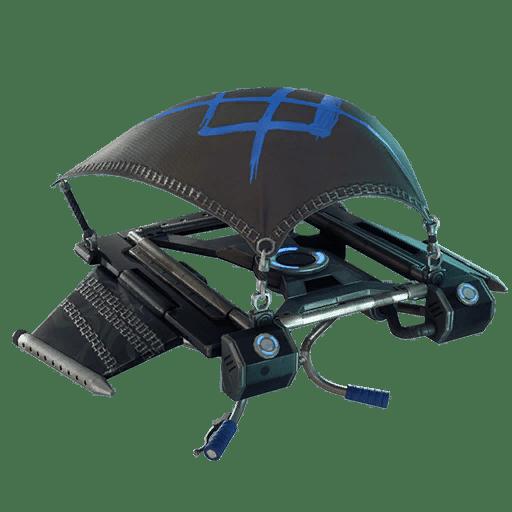 Fortnite v9.40 Leaked Glider - Chaos