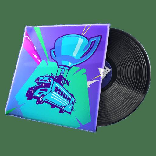 Fortnite v9.40 Leaked Music Pack - Winner's Circle