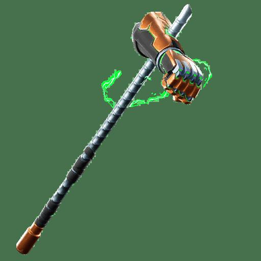 Fortnite v9.40 Leaked Pickaxe - Power Punch