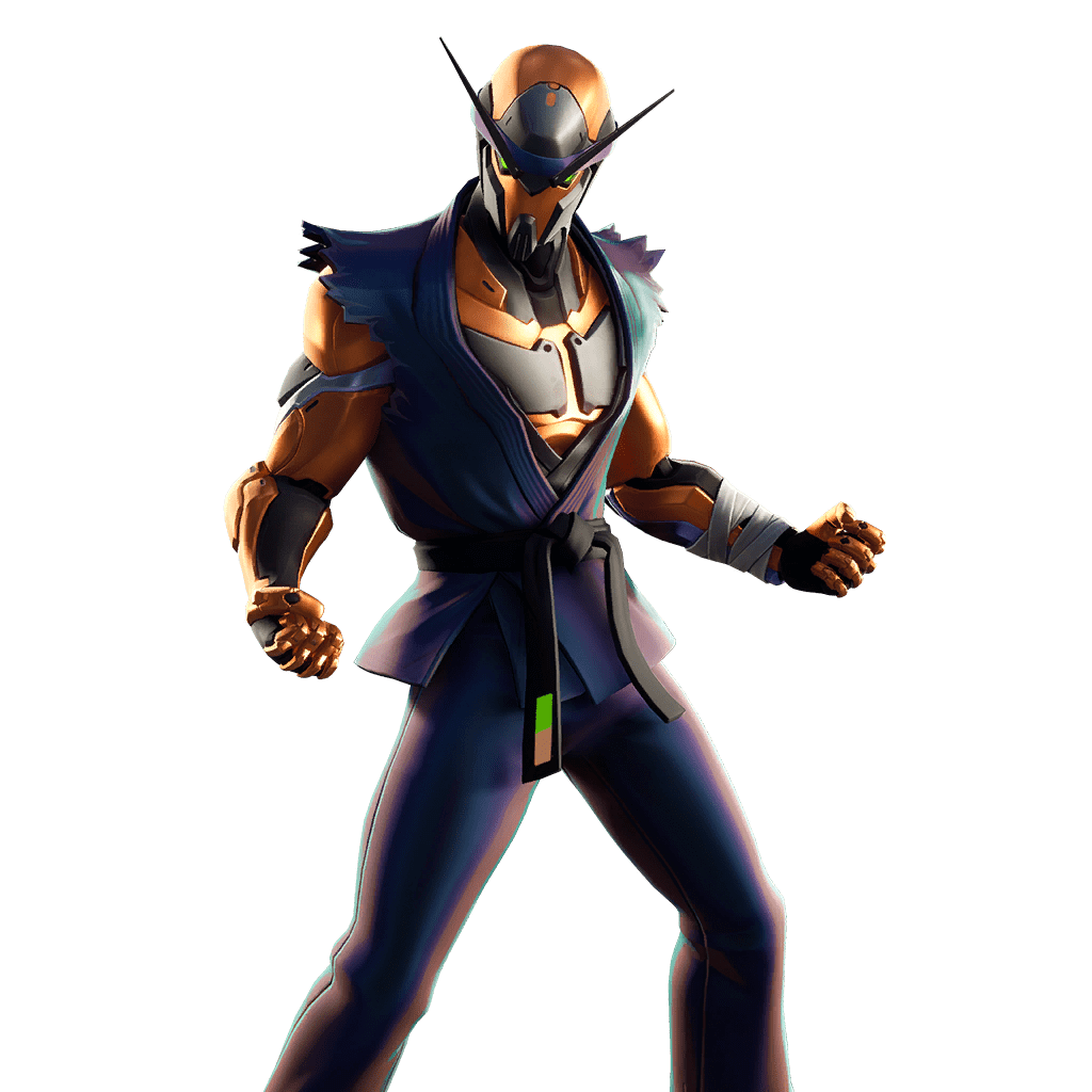 Fortnite v9.40 Leaked Skin - Copper Wasp