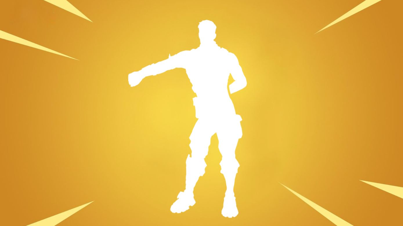 New Fortnite Floss Emote No Sweat