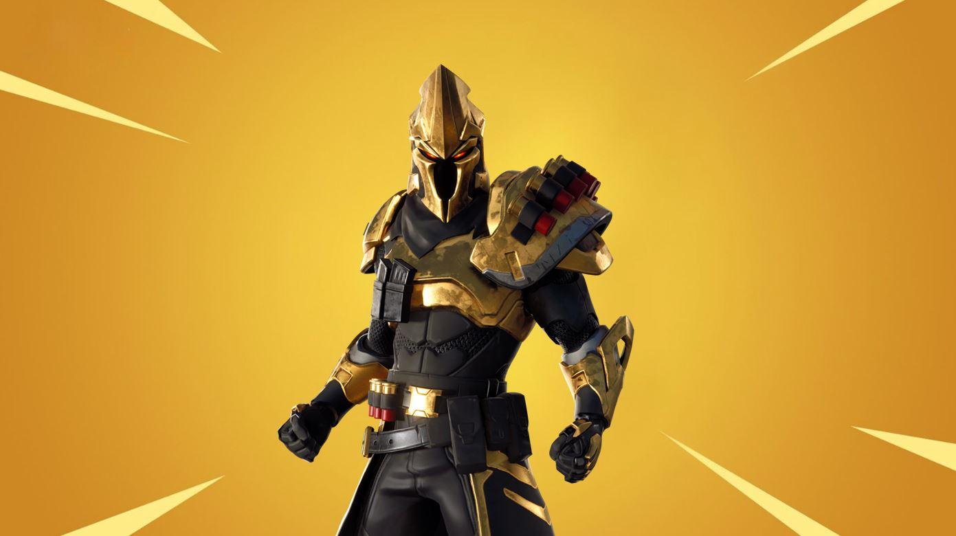 Fortnite Season X Battle Pass Tier 100 Ultima Knight All