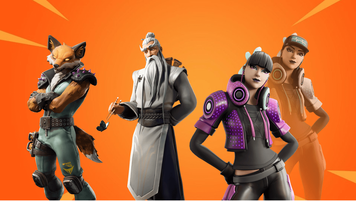 All Unreleased v10.10 Fortnite Leaked Skins, Pickaxes, Back Blings, Wraps & Emotes As Of August 23rd