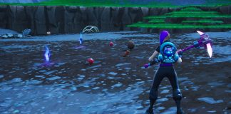Fortnite Consumable Glitched Foraged Items
