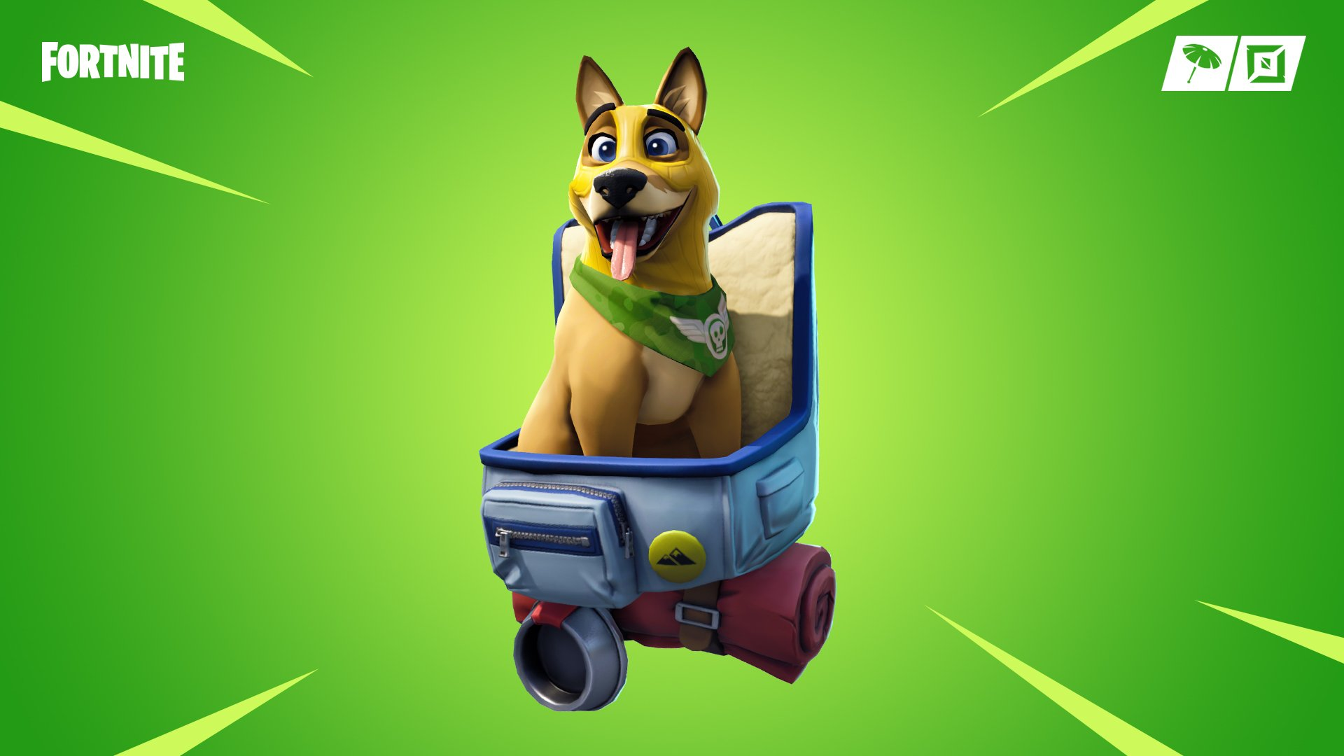 Fortnite Gunner Pet Removed