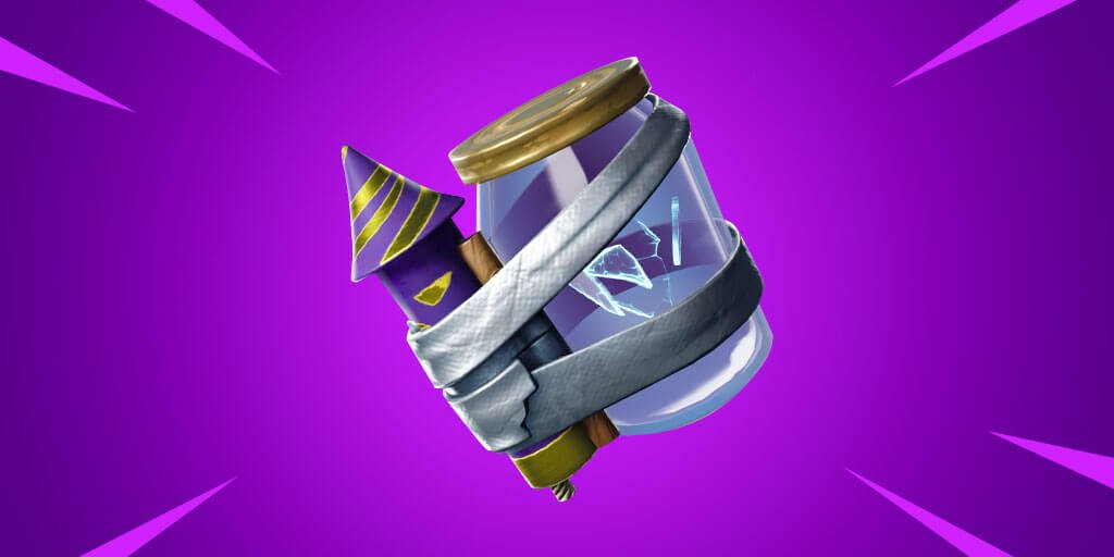New 'Fortnite' Weapon Opens Portal And Drops Heavy Load On Opponent