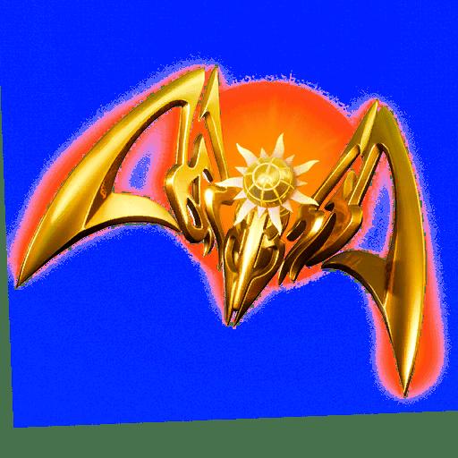 Fortnite x Major Lazer Leaked Back Bling - Lazer Wings