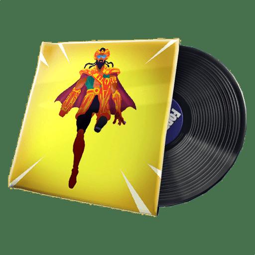 Fortnite x Major Lazer Leaked Music - Default Fire