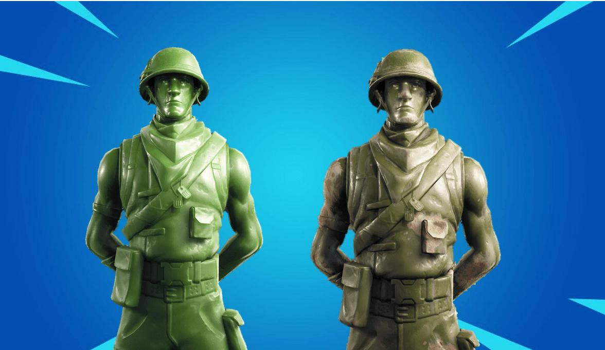 Fortnite Plastic Patroller Changes